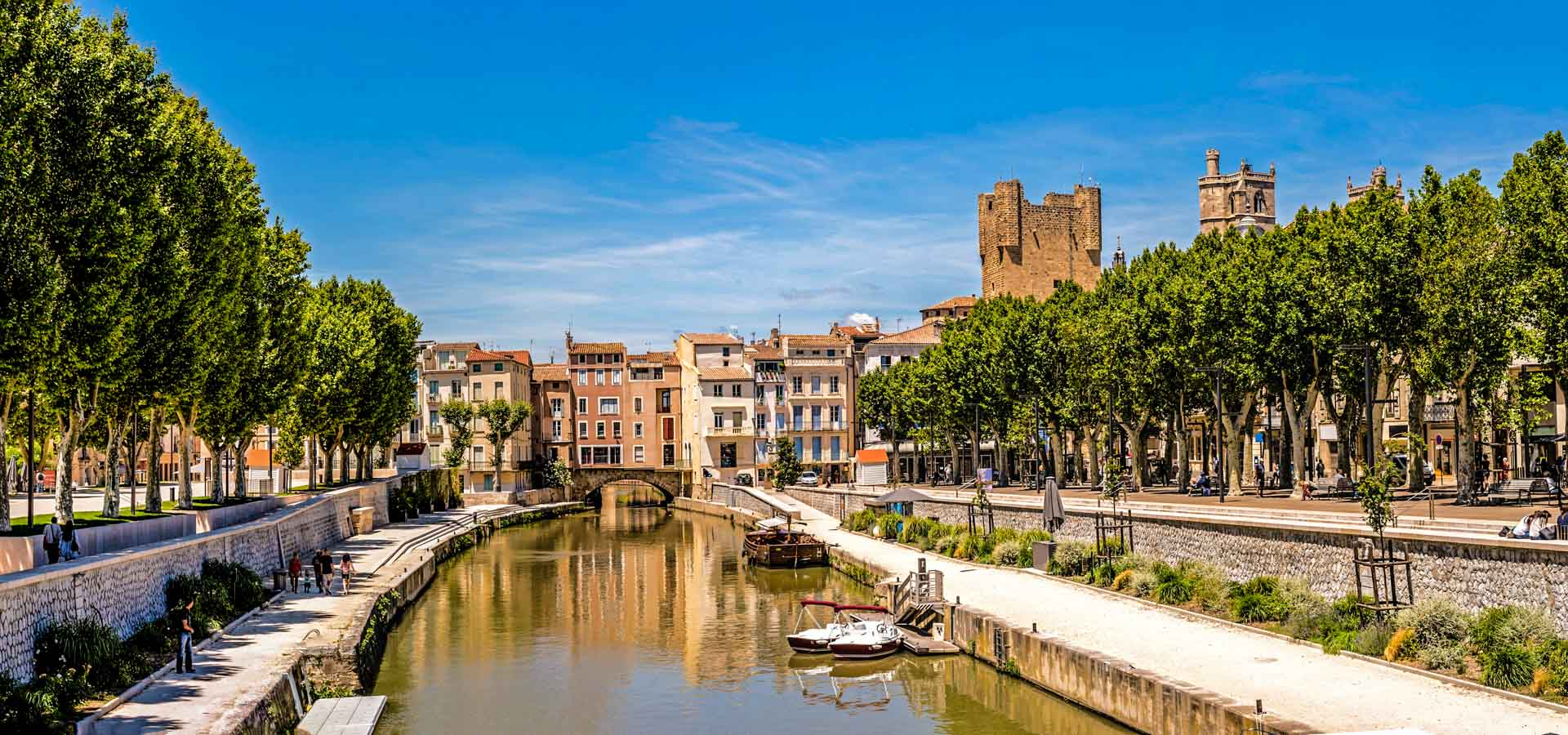 Cycling holiday along the Canal du Midi - Cycle Canal du Midi   Inntravel