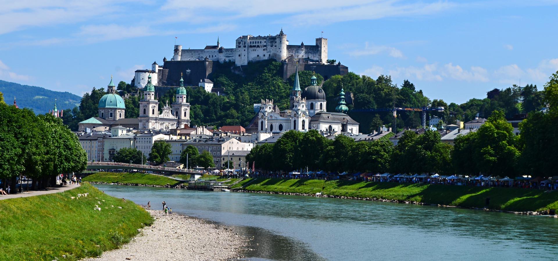Austria's Great Cities