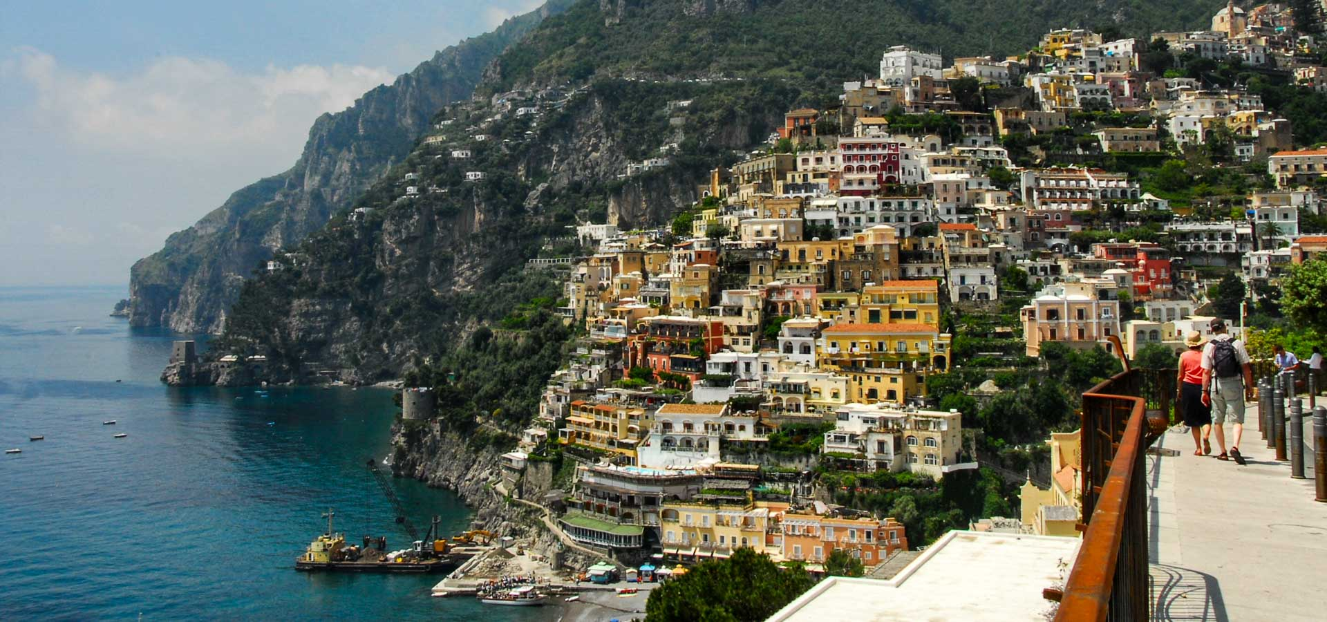 The Amalfi Coast Discovery